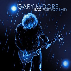 Gary Moore. April 4th, 1952-February 6th, 2011.