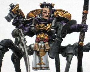 I enjoy the Soul Drinkers, but the oddity of their tales will just confuse anyone fresh to 40k.