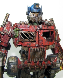 It transforms. It has Orks. What more do you want?