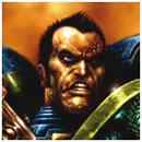 I'm just glad Uriel looks nothing at all like Bruce Campbell...