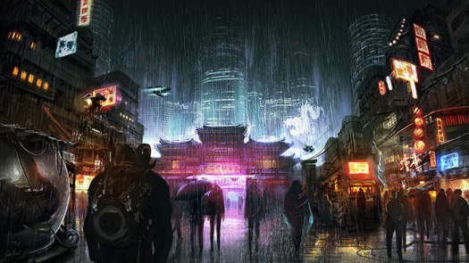 Shadowrun Hong Kong