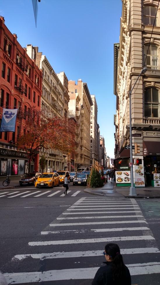 Manhattan, Off Broadway